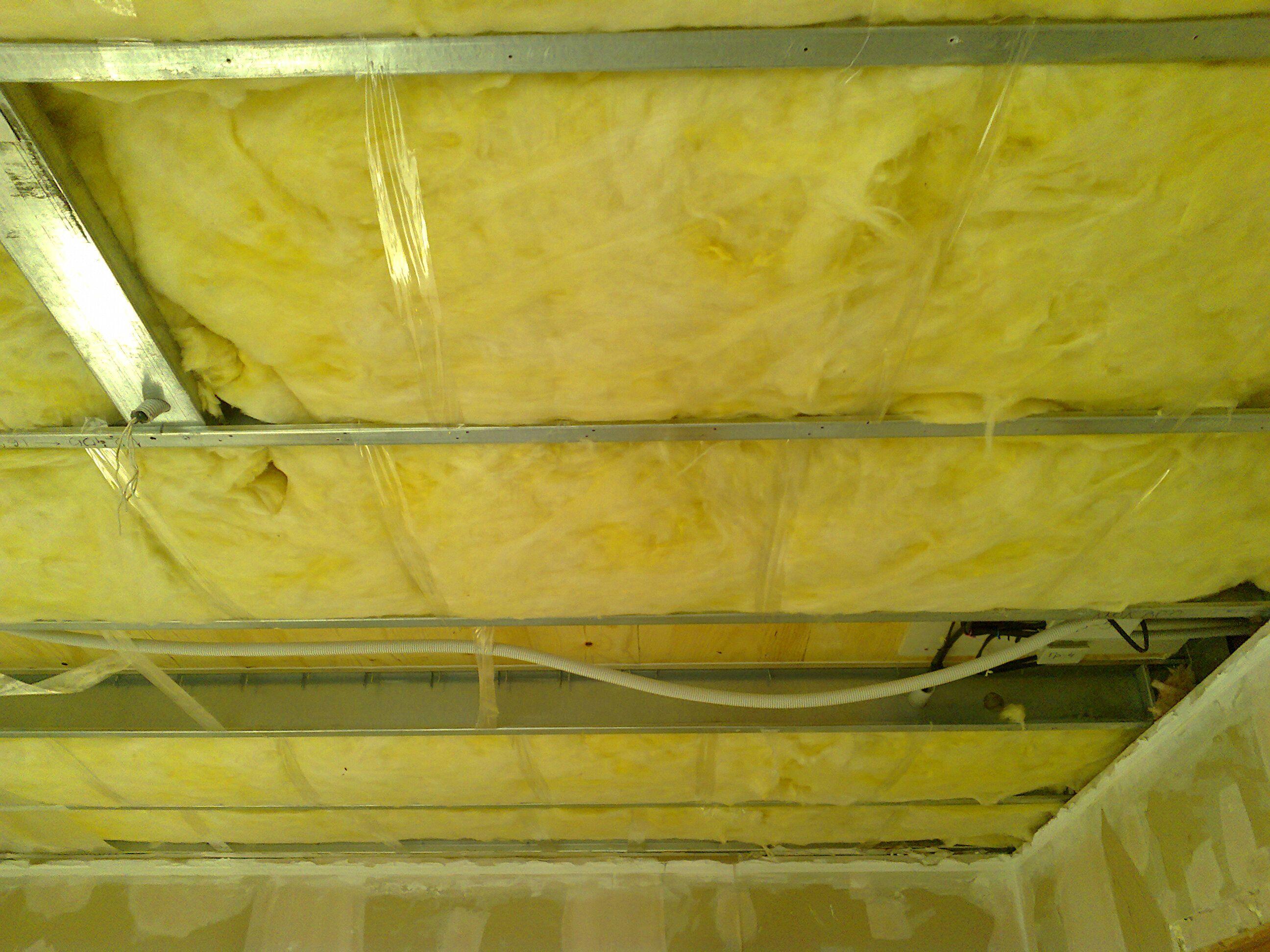 Шумоизоляции потолка в квартире своими руками: методы и 13